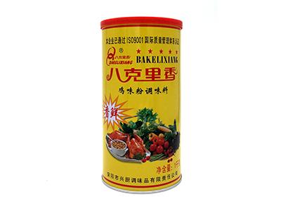 八克里香鸡味粉调味料(桶)1千克